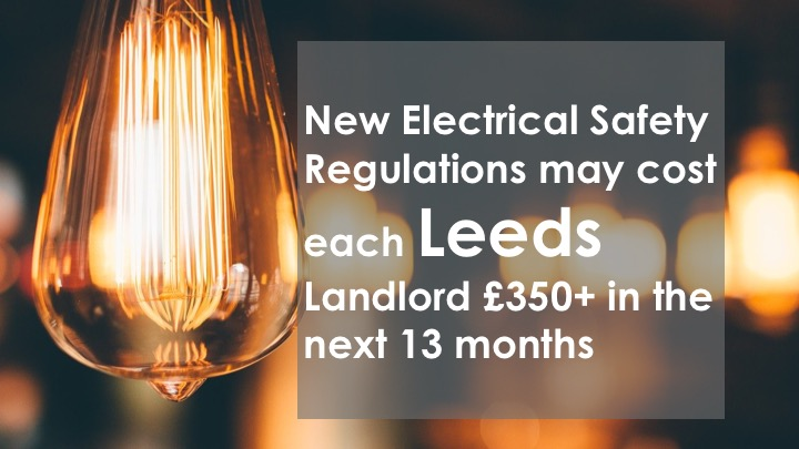 New Electrical Safety Regulations Could Cost Each Leeds